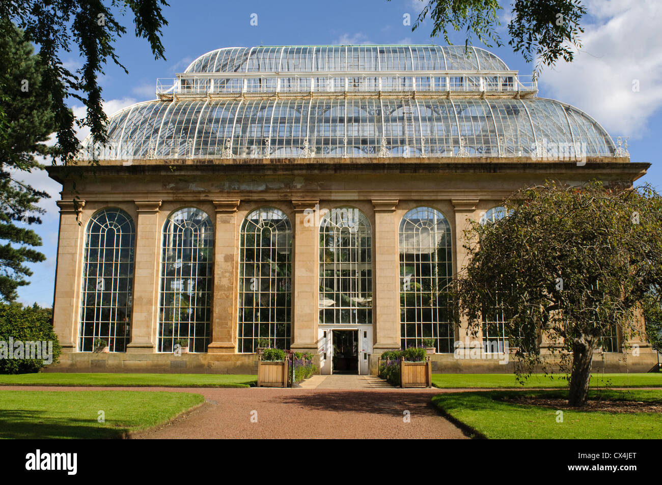 Royal Botanic Garden Edinburgh, Glasshouse