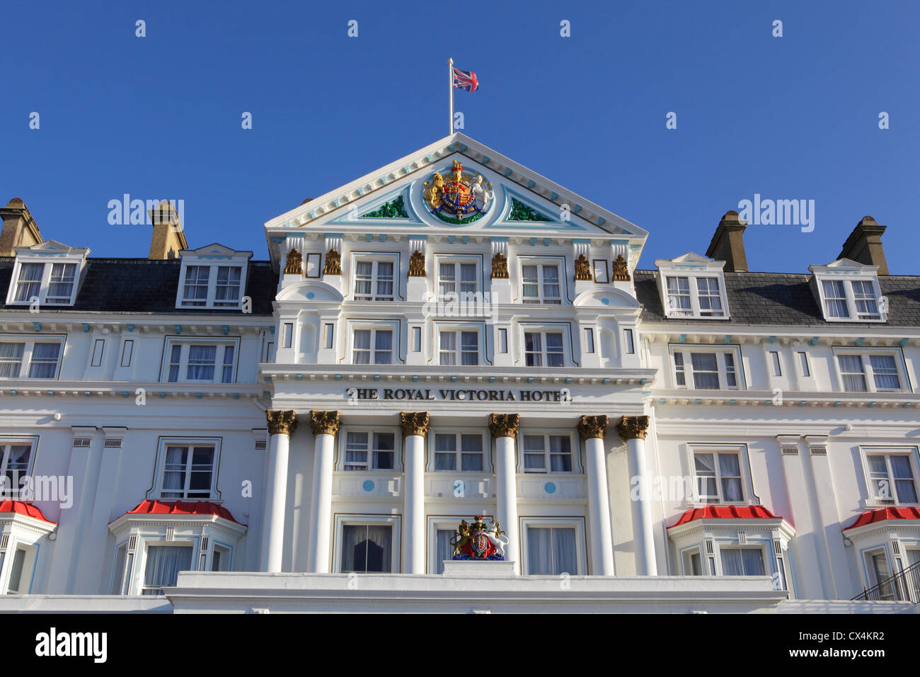 Royal Victoria Hotel St Leonards On Sea