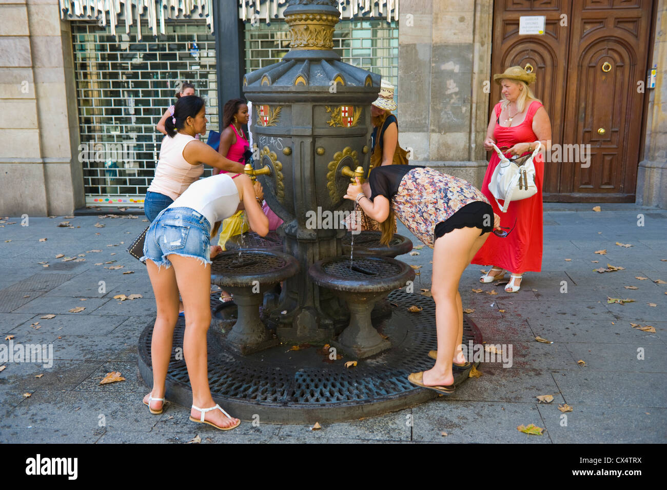 how to play reel around the fountain