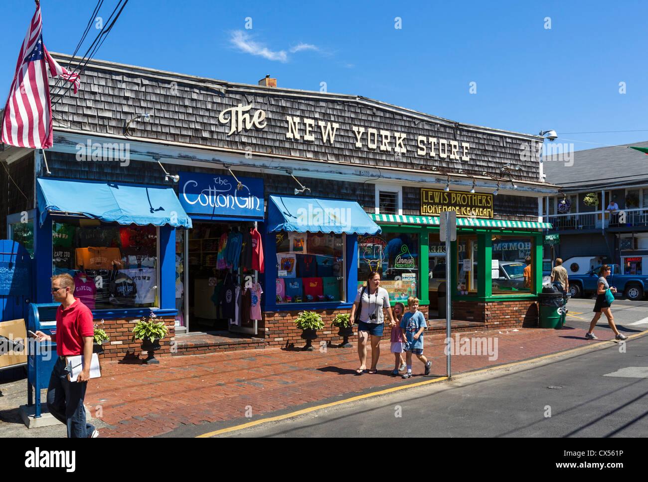 Provincetown ma Sexshops