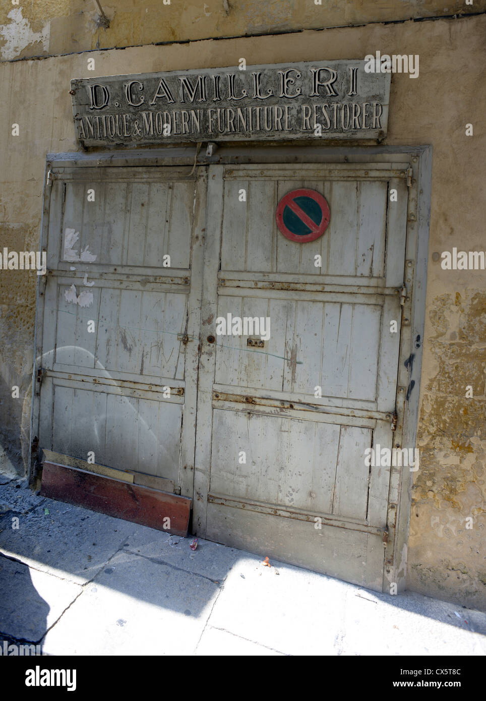 Modern Furniture Workshop old workshop door antique & modern furniture restoration, valletta