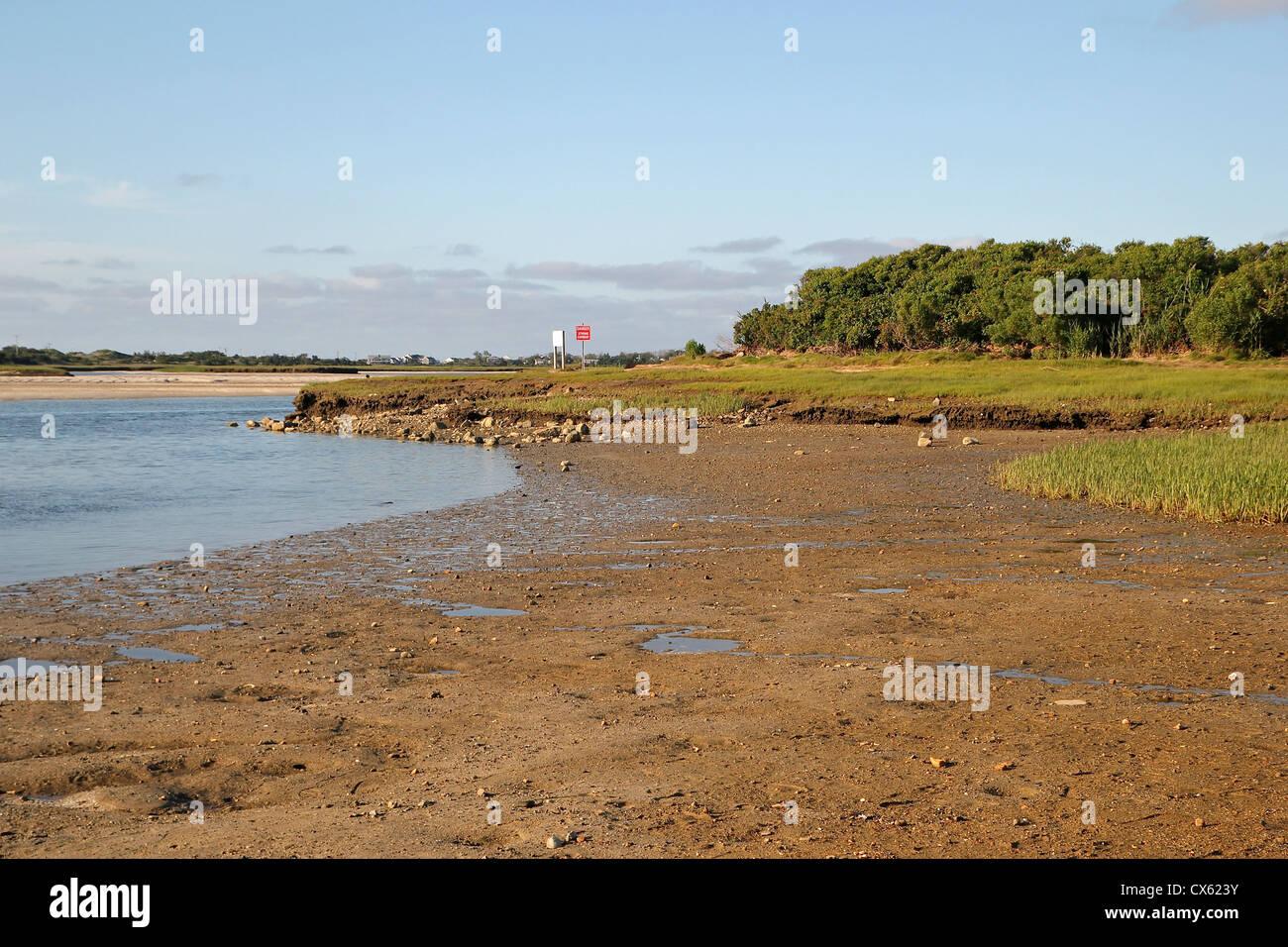 Cape Cod Low Tide Part - 17: Low Tide, Grays Beach, Yarmouthport, Cape Cod, Massachusetts