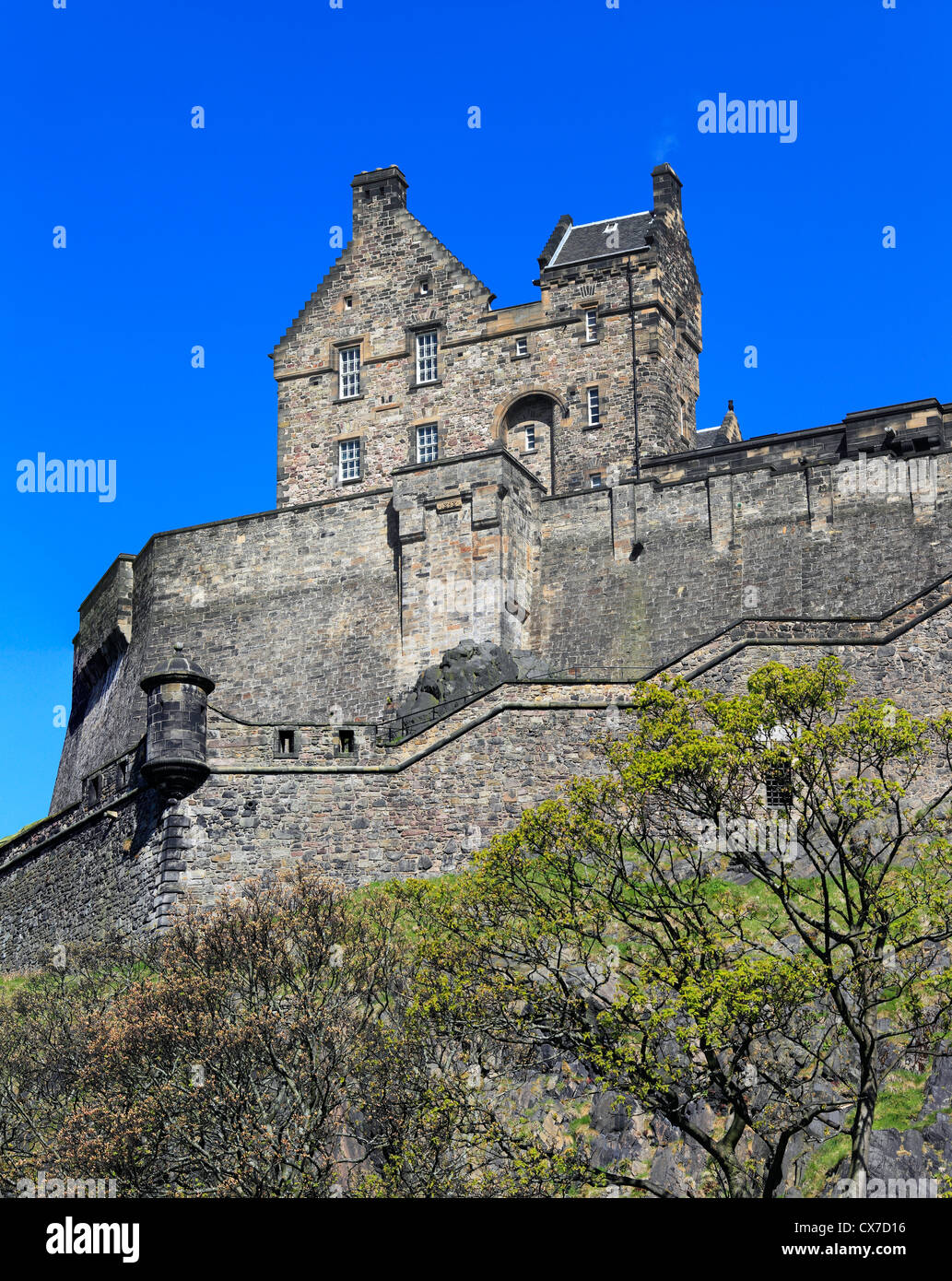 stock edinburgh castle - photo #12