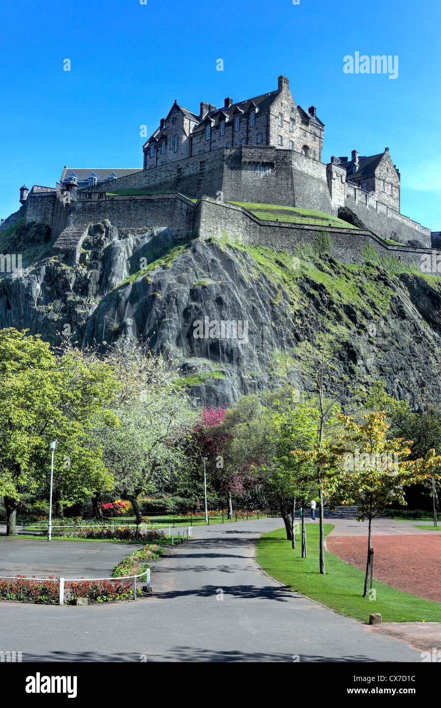 stock edinburgh castle - photo #7