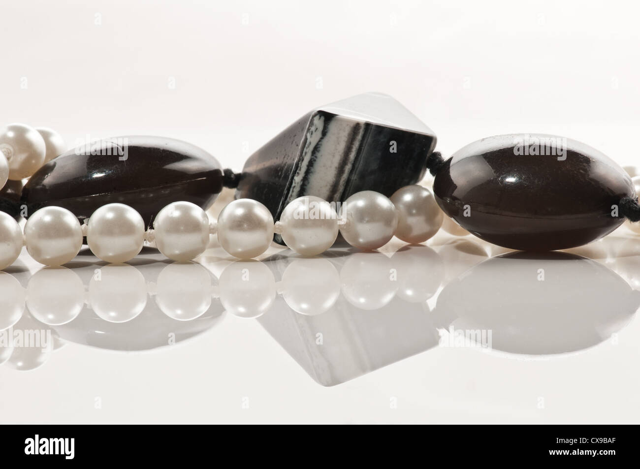 Jewelry earrings necklace Stock Photo, Royalty Free Image: 50608279 ...