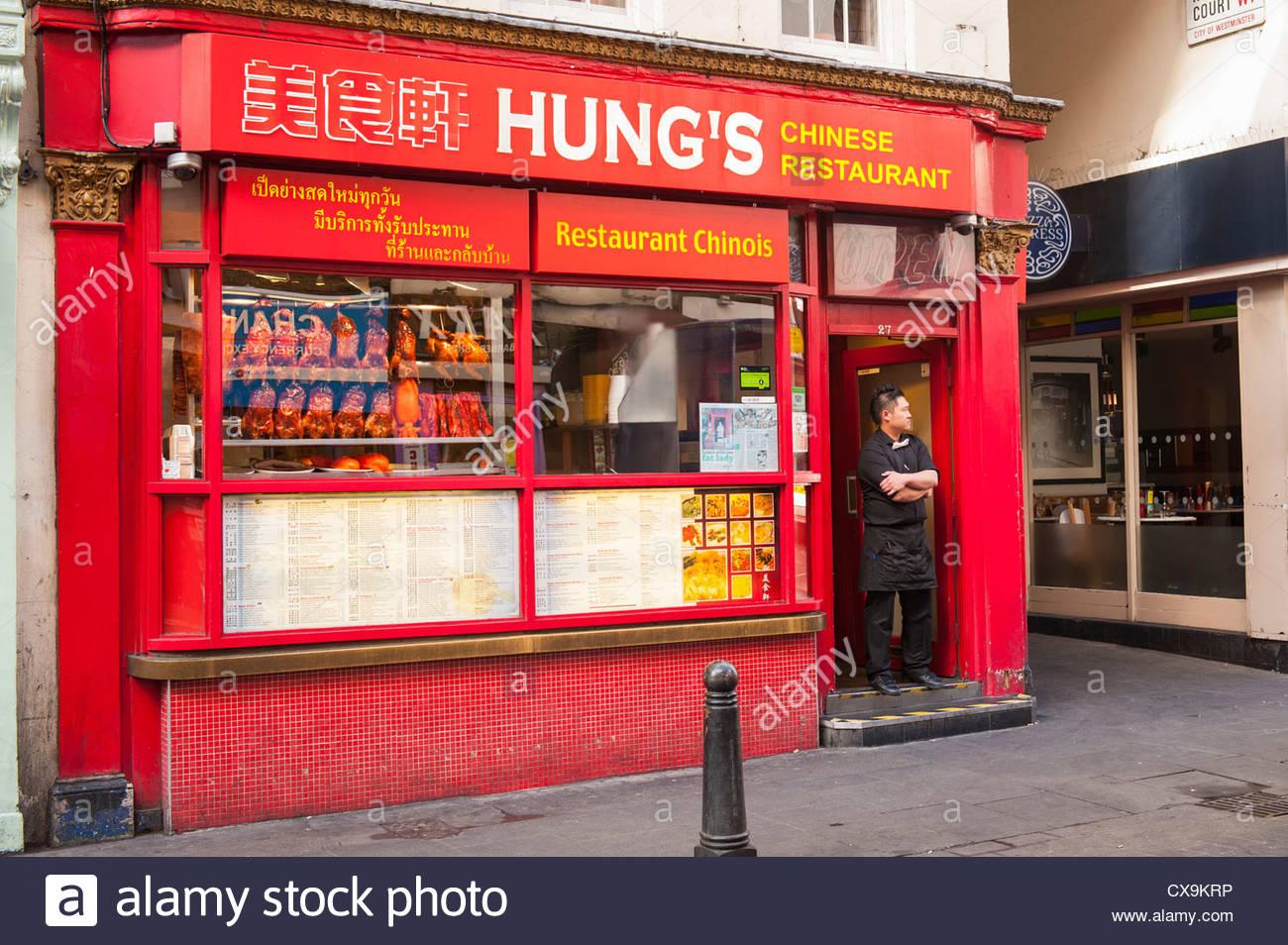 Chinatown London Chinese Restaurants