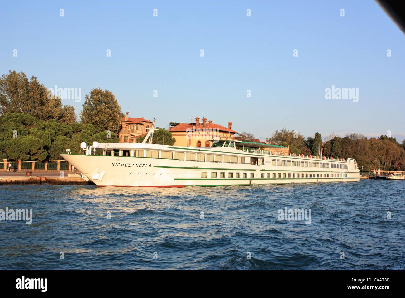 River Cruise Ship Michelangelo Stock Photo Royalty Free Image - Ms michelangelo cruise ship