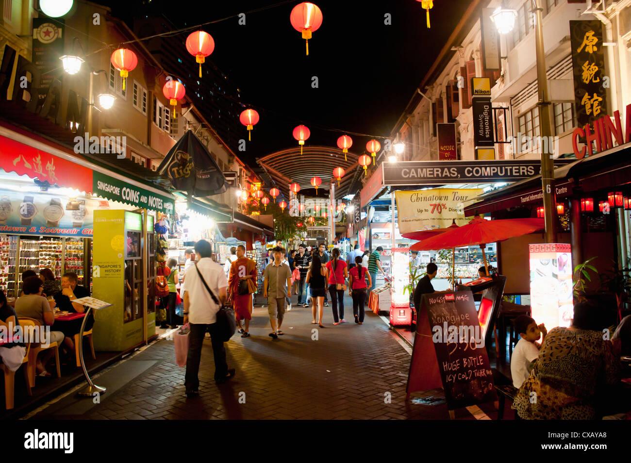Market Street Food Centre Singapore