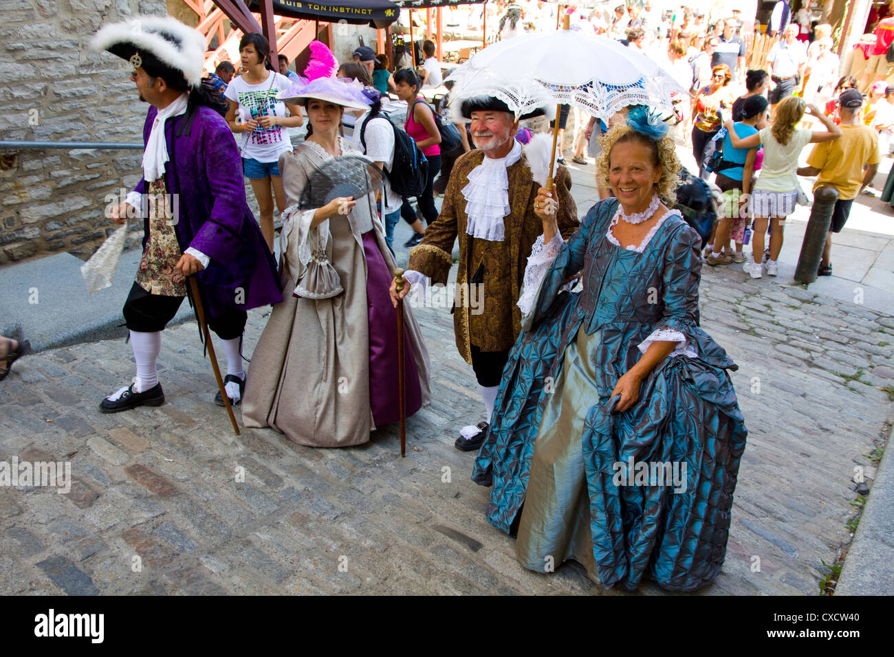 17th century french canadian costume new france festival for 17th century french cuisine