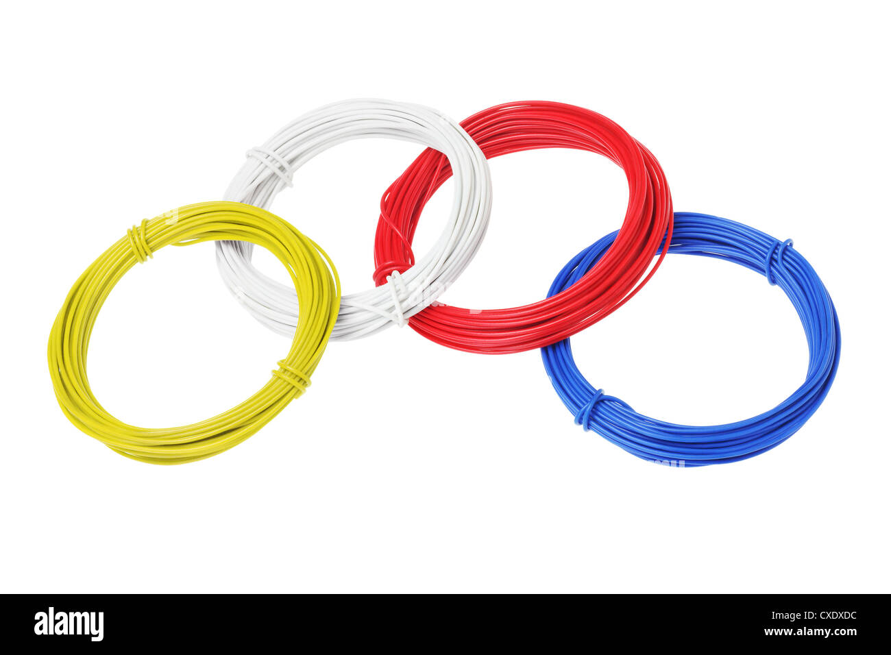 Cute Color Wires Contemporary - Electrical and Wiring Diagram ...