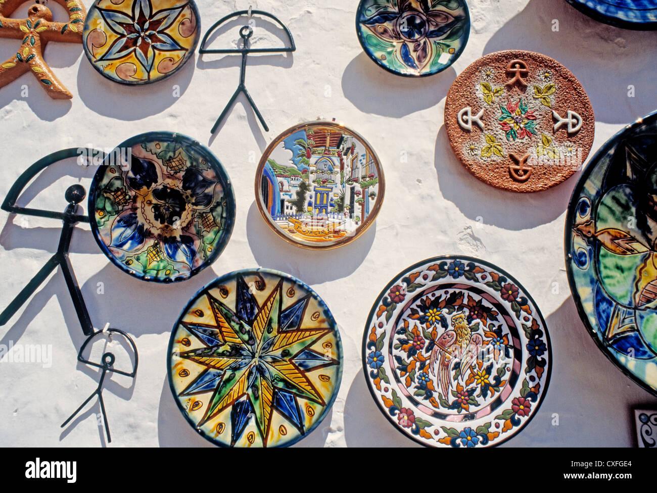 Ceramica and traditional crafts mojacar almeria andalusia for Artesanias de espana