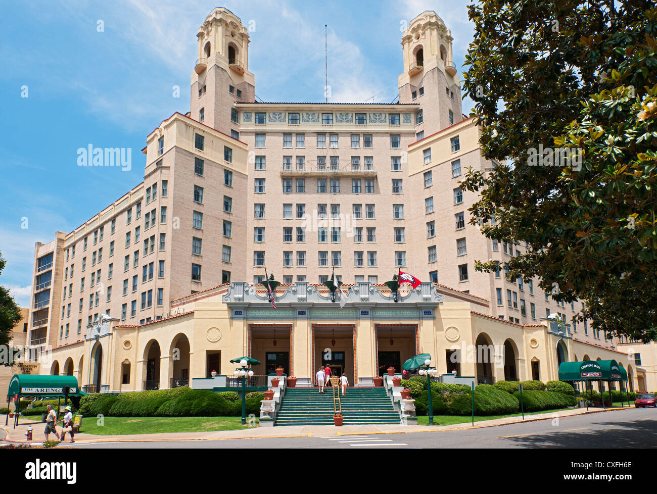 The Arlington Resort Hotel And Spa Hot Springs Ar