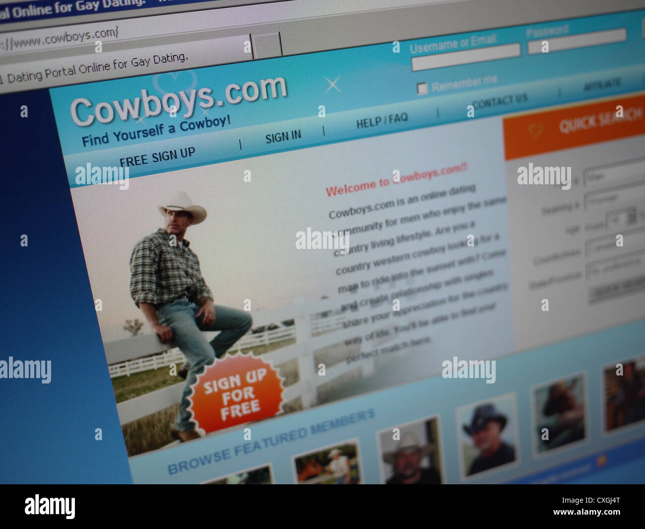 Cowboy dating sites free