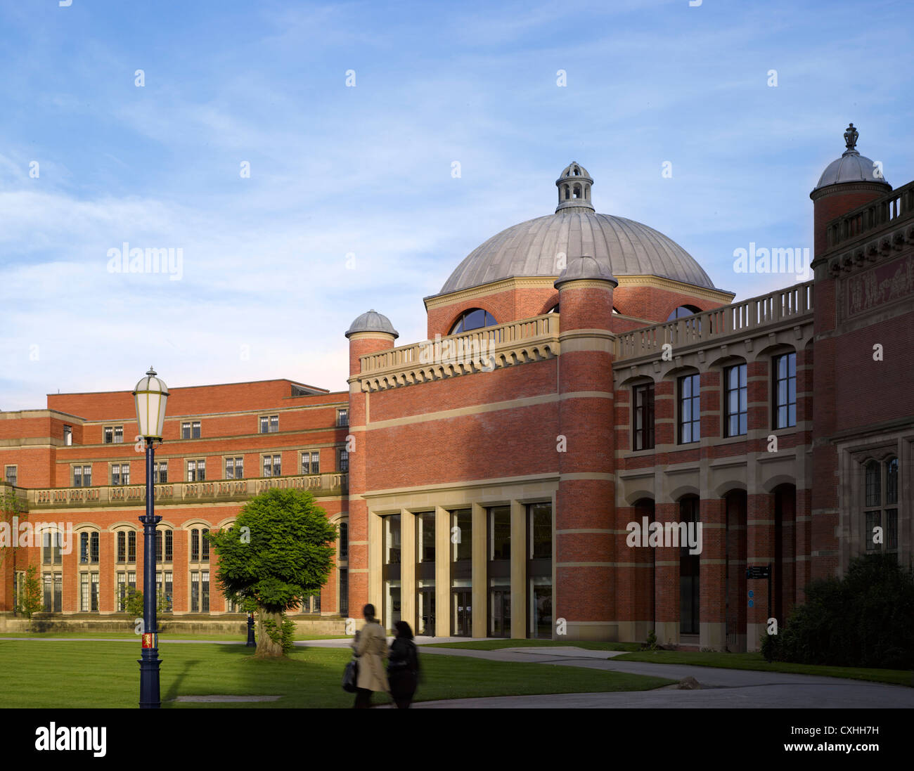 Birmingham United: Bramall Music Building, University Of Birmingham