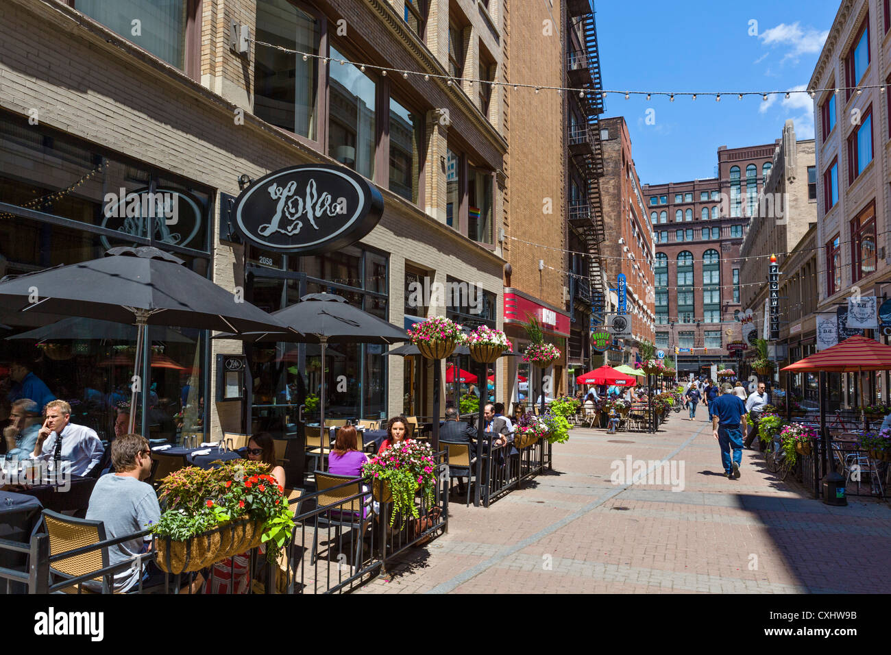 Th Street Restaurants Cleveland Oh