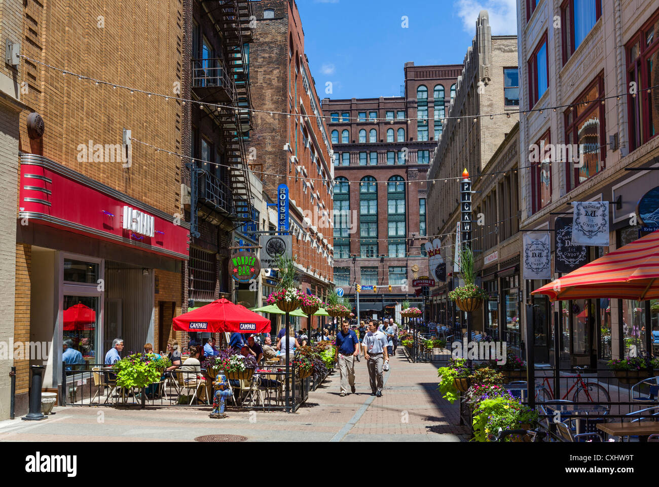 Restaurants On East Th Street In Cleveland Ohio
