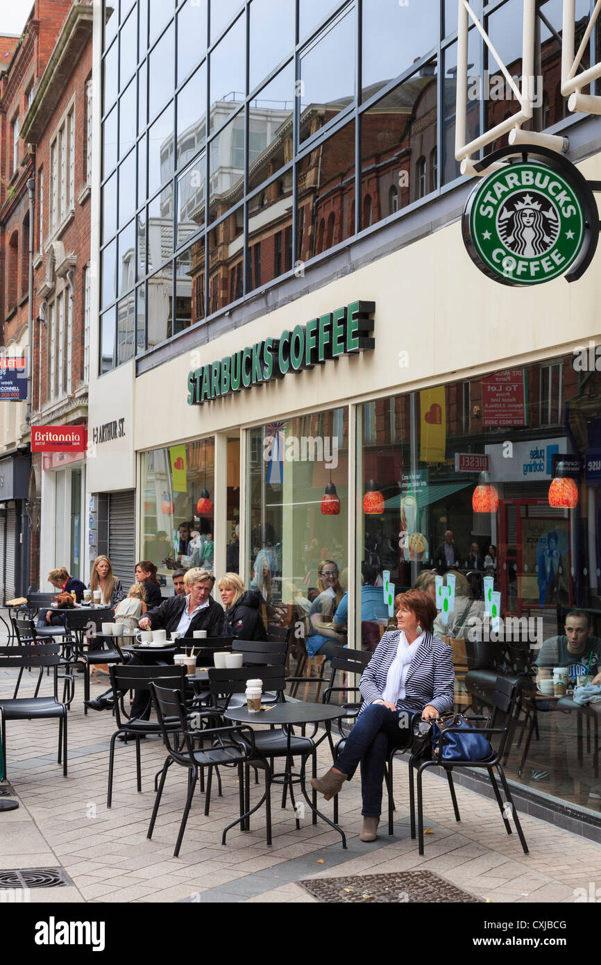 Coffee Shops In Nottingham City Centre