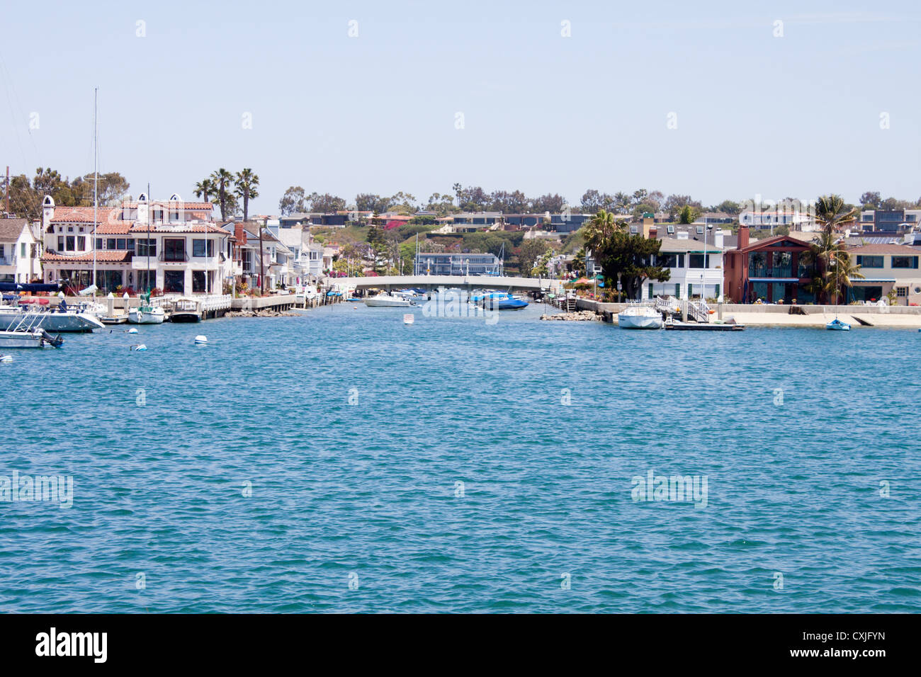Harbor Island Newport Beach
