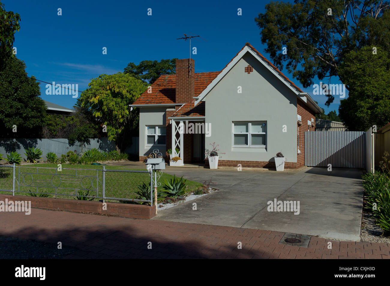 Modest 1950 S Bungalow House Cottage Adelaide Australia