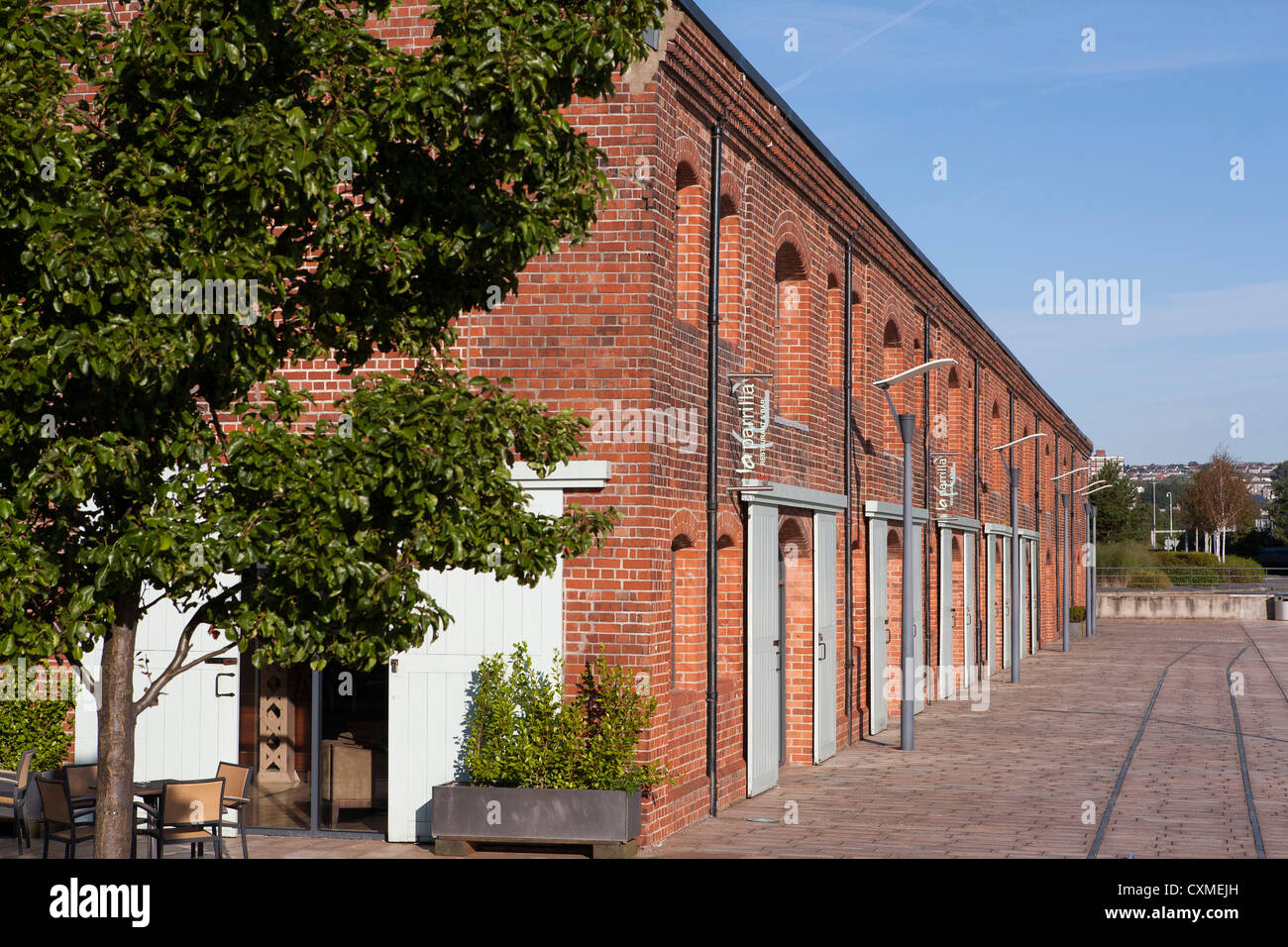 The J Shed Development In SA1 Swansea Housing Restaurants And Local  Architects And Solicitors