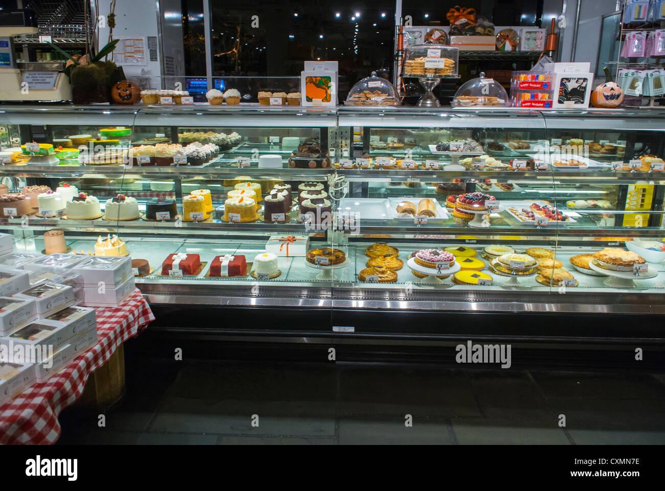 Cake Shops In Manhattan New York