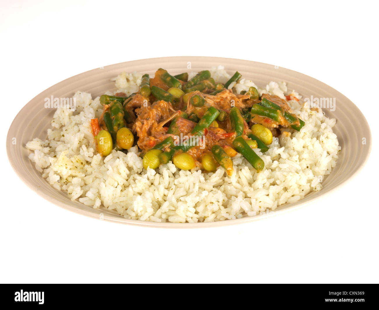 Red Thai Duck Curry Stock Photo, Royalty Free Image: 50865313 - Alamy