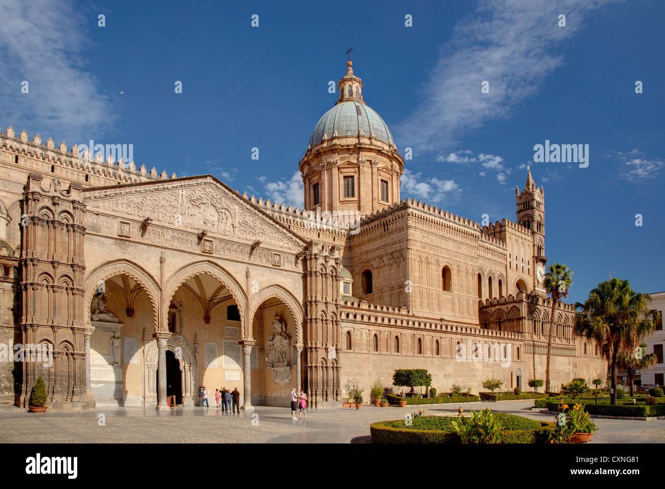 Cattedrale della Santa Vergine Maria Assunta, Palermo ...
