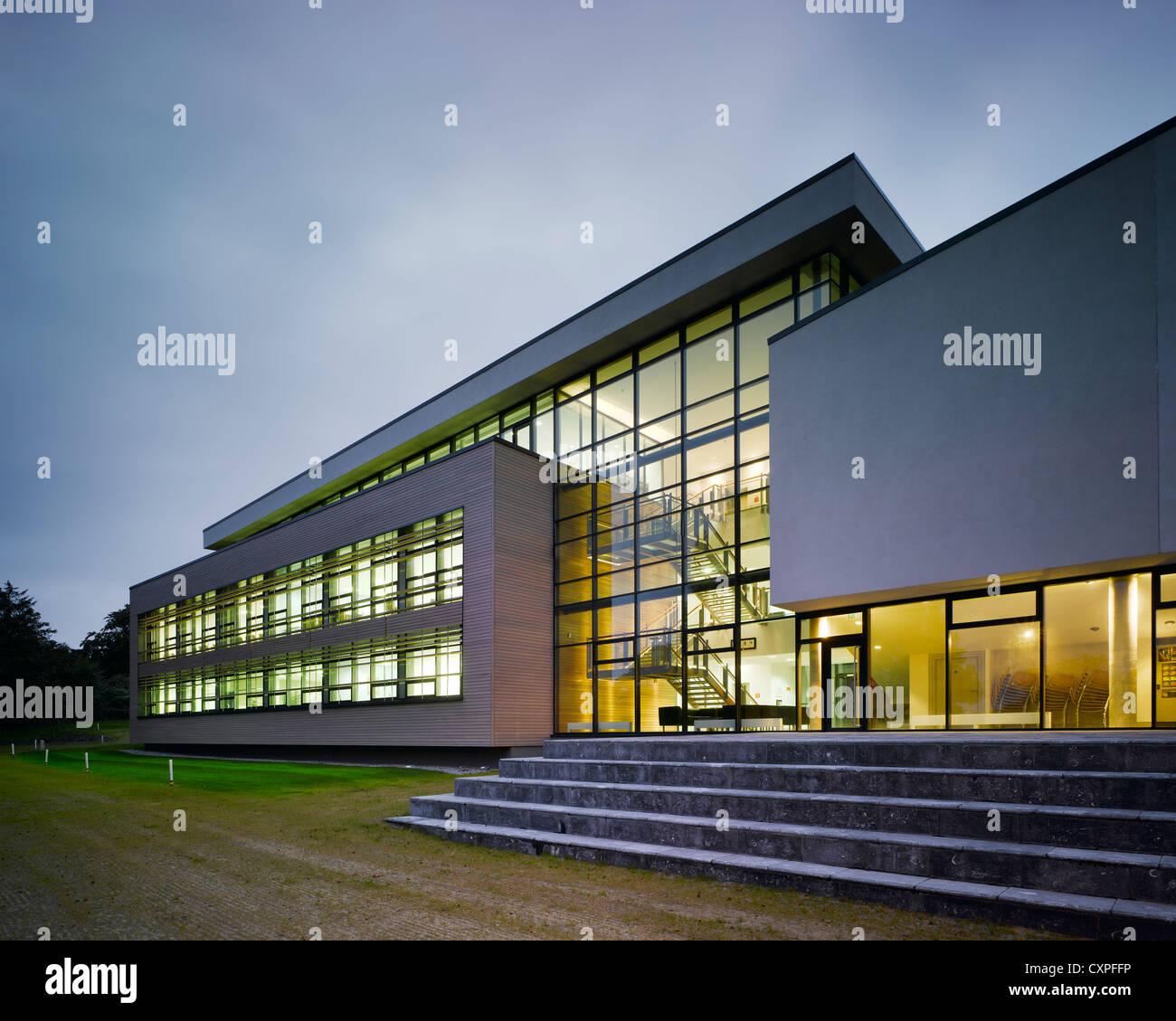 school of nursing, st. angela's college, college, europe, ireland