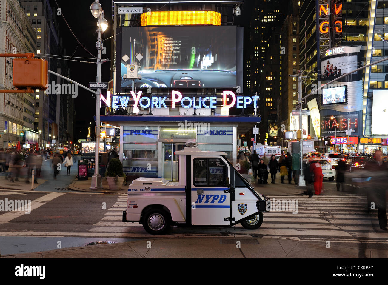 New york police dating