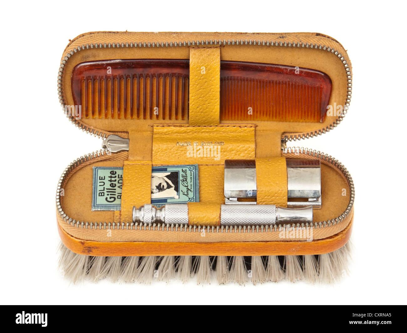 Old Fashioned Shaving Kit Australia