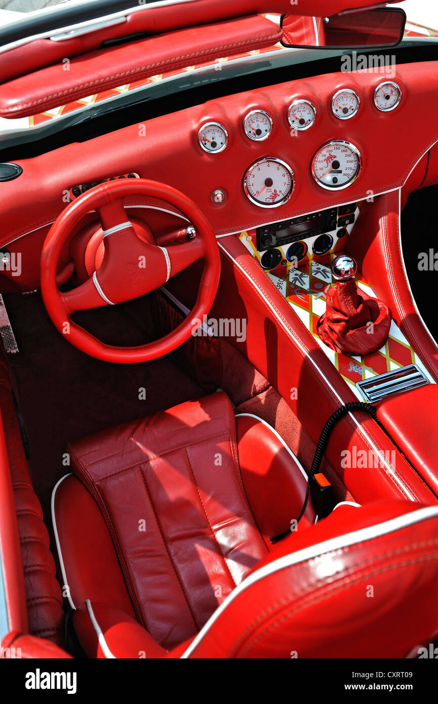 wiesmann sports car interior design dashboard munich. Black Bedroom Furniture Sets. Home Design Ideas