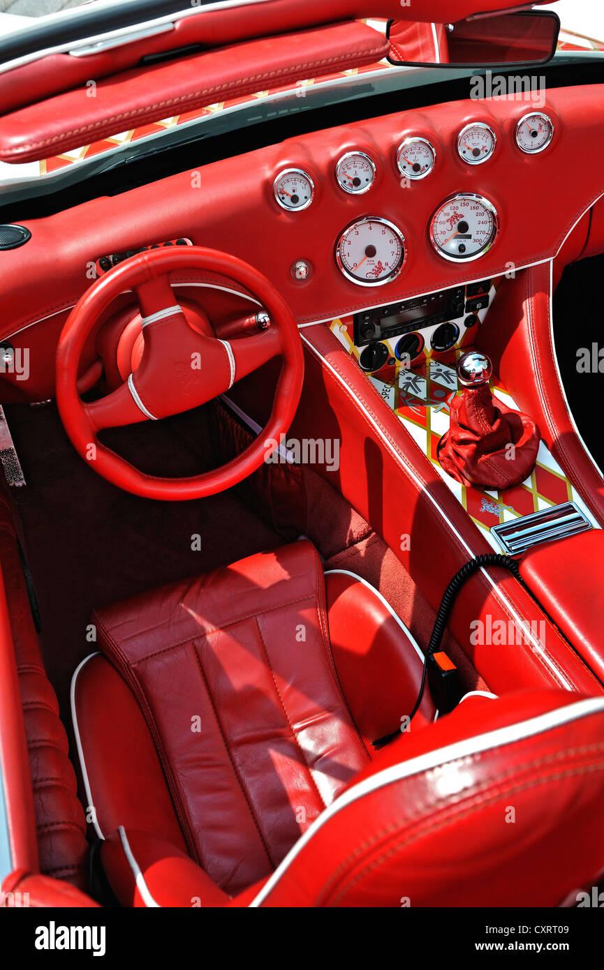 wiesmann sports car interior design dashboard munich. Black Bedroom Furniture Sets. Home Design Ideas