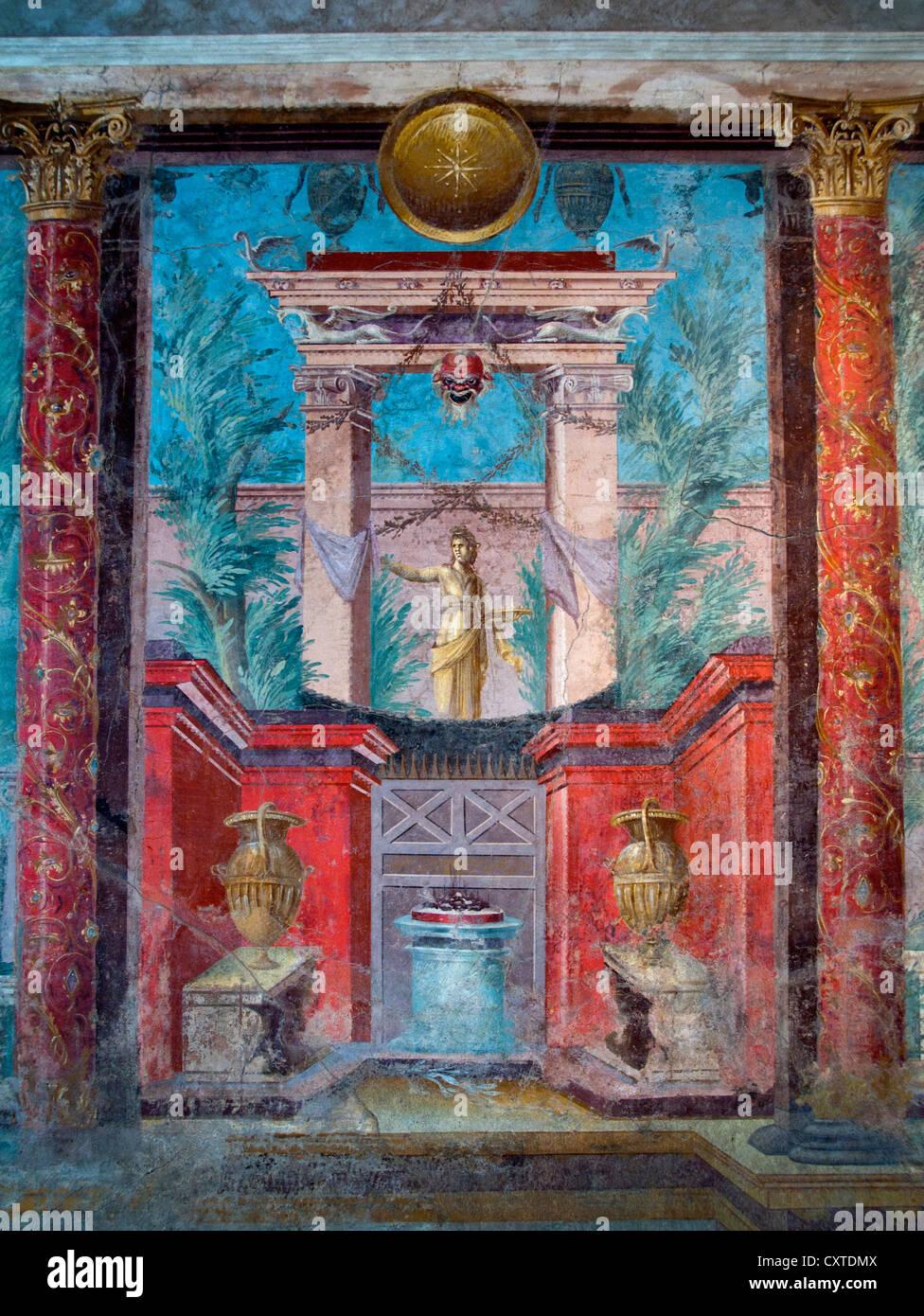 Boscoreale Wall Paintings
