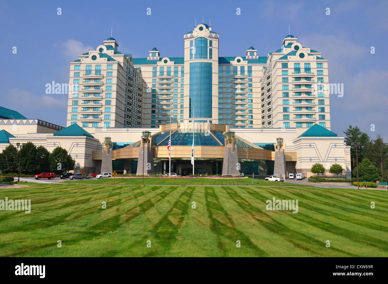 Foxwoods resort casino usa