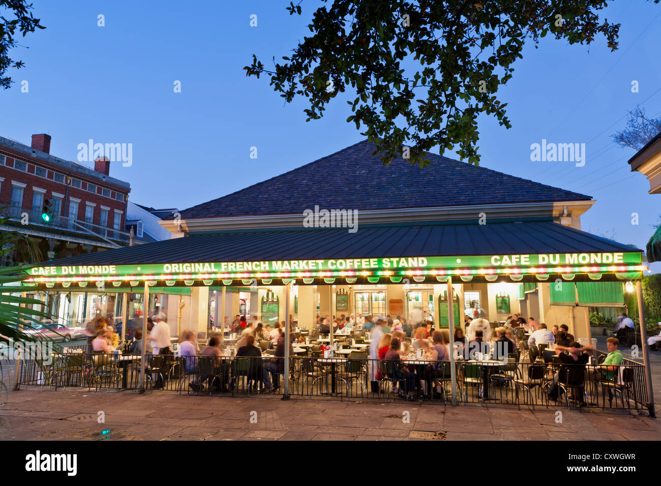 Cafe Du Monde Coffee Stand