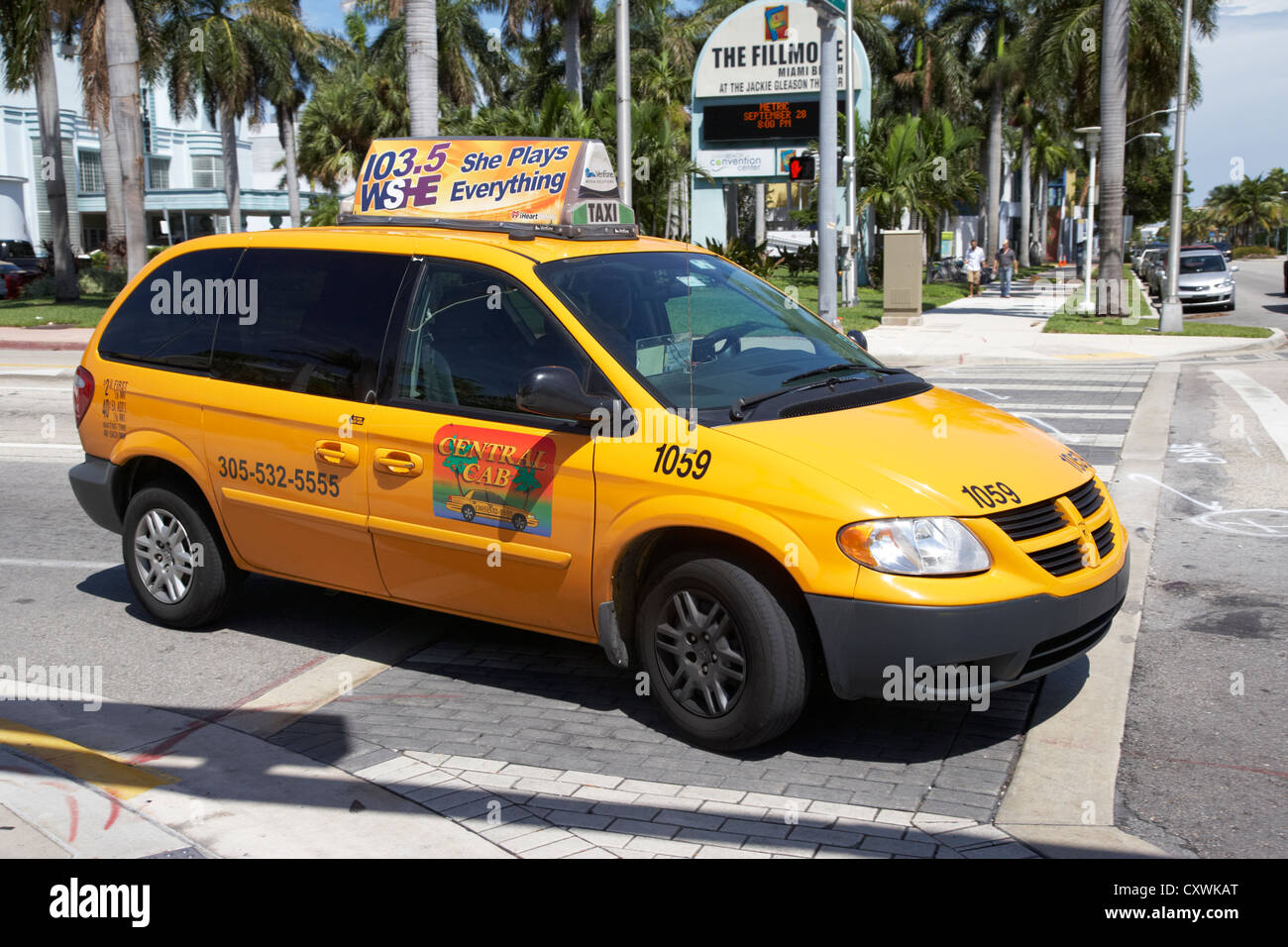 Taxi in miami : Anaheim resort rv park