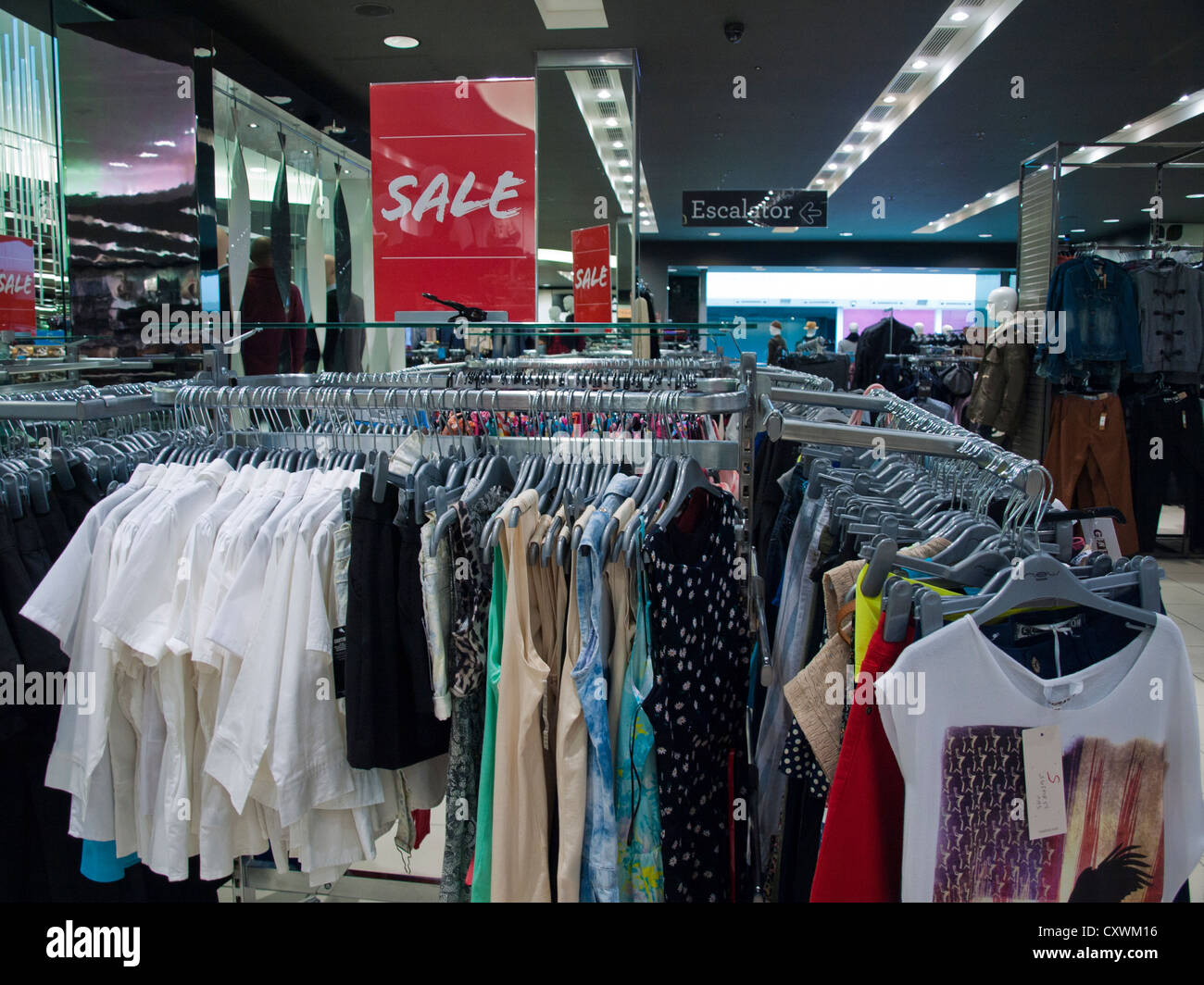 Ella clothing store westgate mall