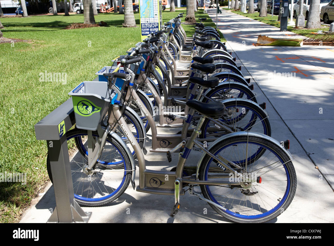 Cycle Rental South Beach Miami