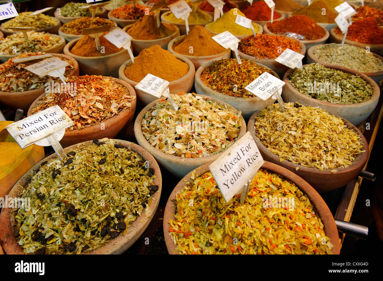 middle eastern herbs