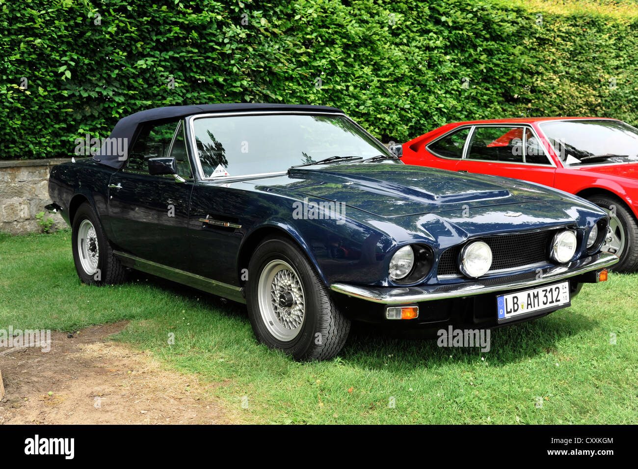 Vintage Aston Martin Cars Stock Photos  Vintage Aston Martin Cars