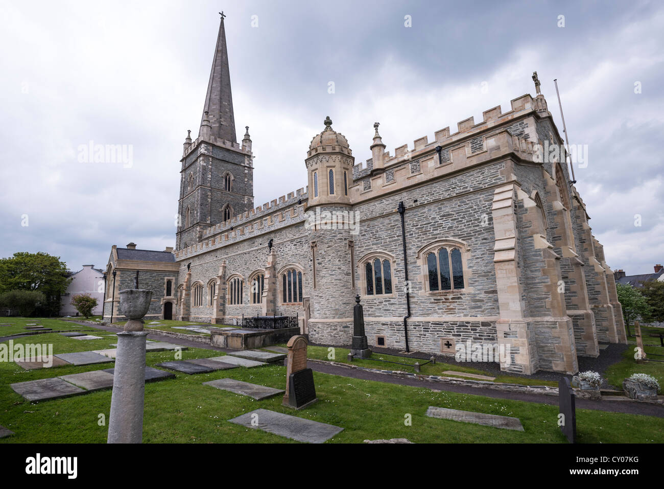 Derry / Londonderry United Kingdom  city photo : ... , Derry, Londonderry, Northern Ireland, United Kingdom, Europe