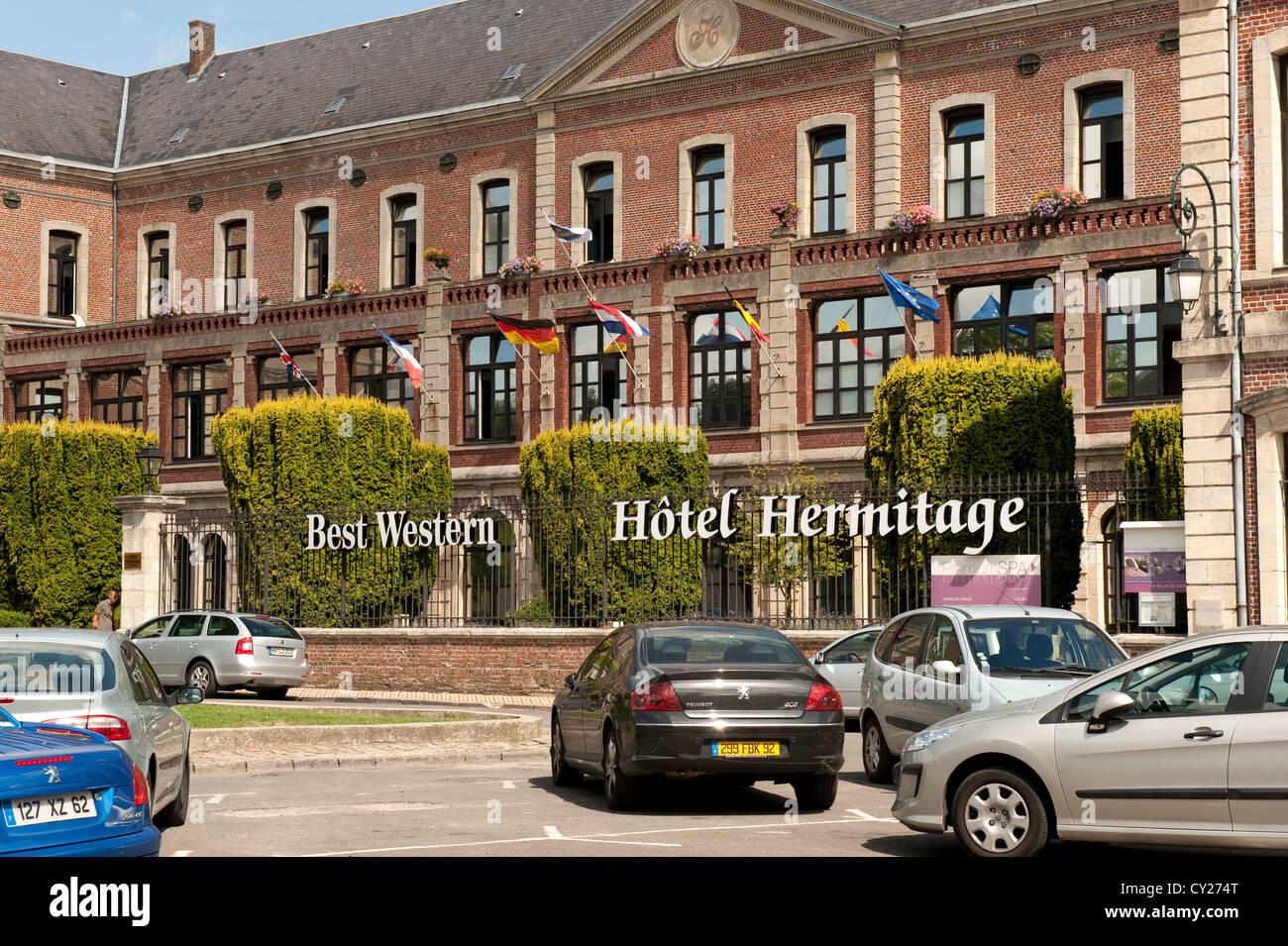 Best Western Hotel Hermitage France