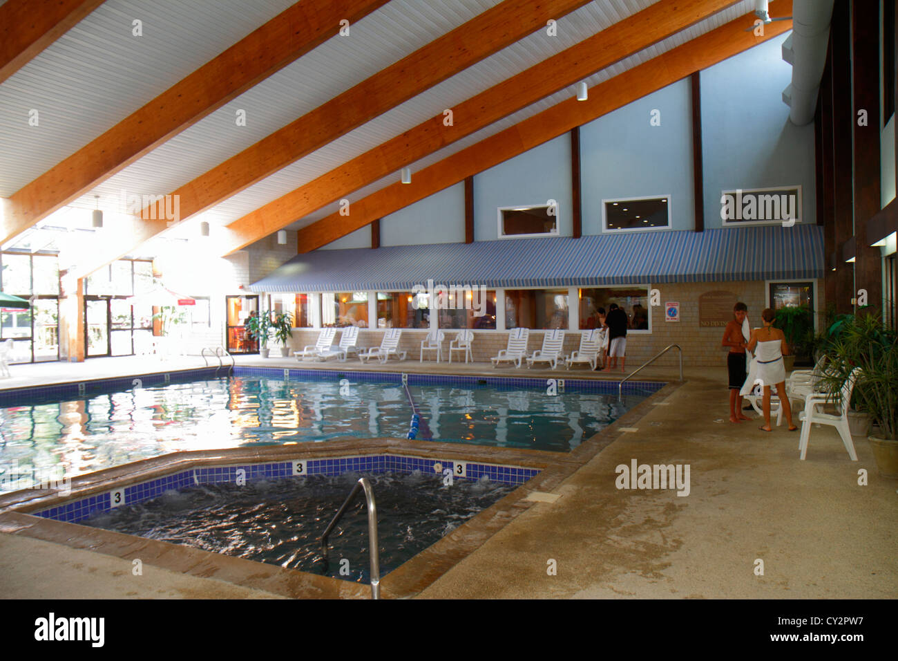 massachusetts cape cod hyannis holiday inn motel hotel indoor swimming pool