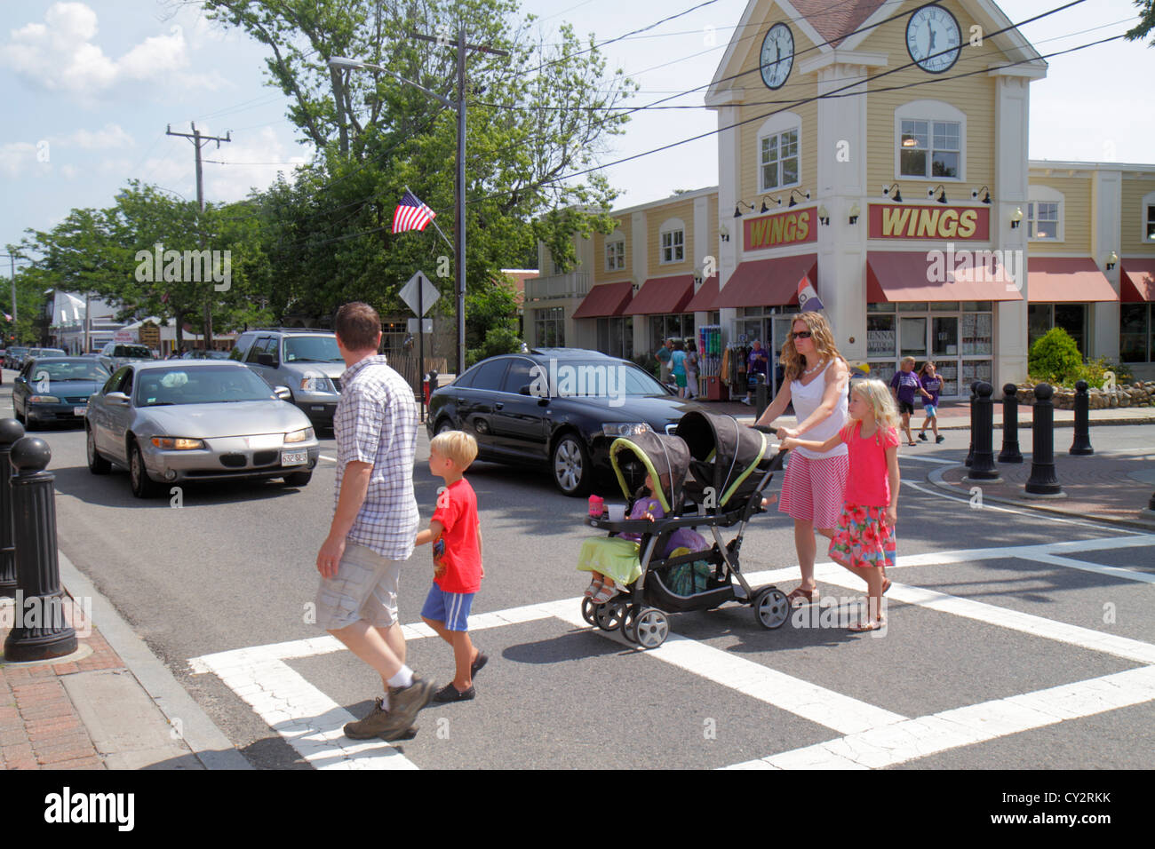Restaurants Hyannis Main Street Hyannis Cape Cod Massachusetts