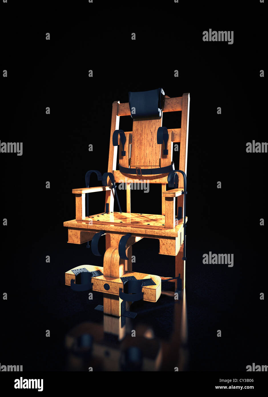 The electric chair execution - Execution Electric Chair