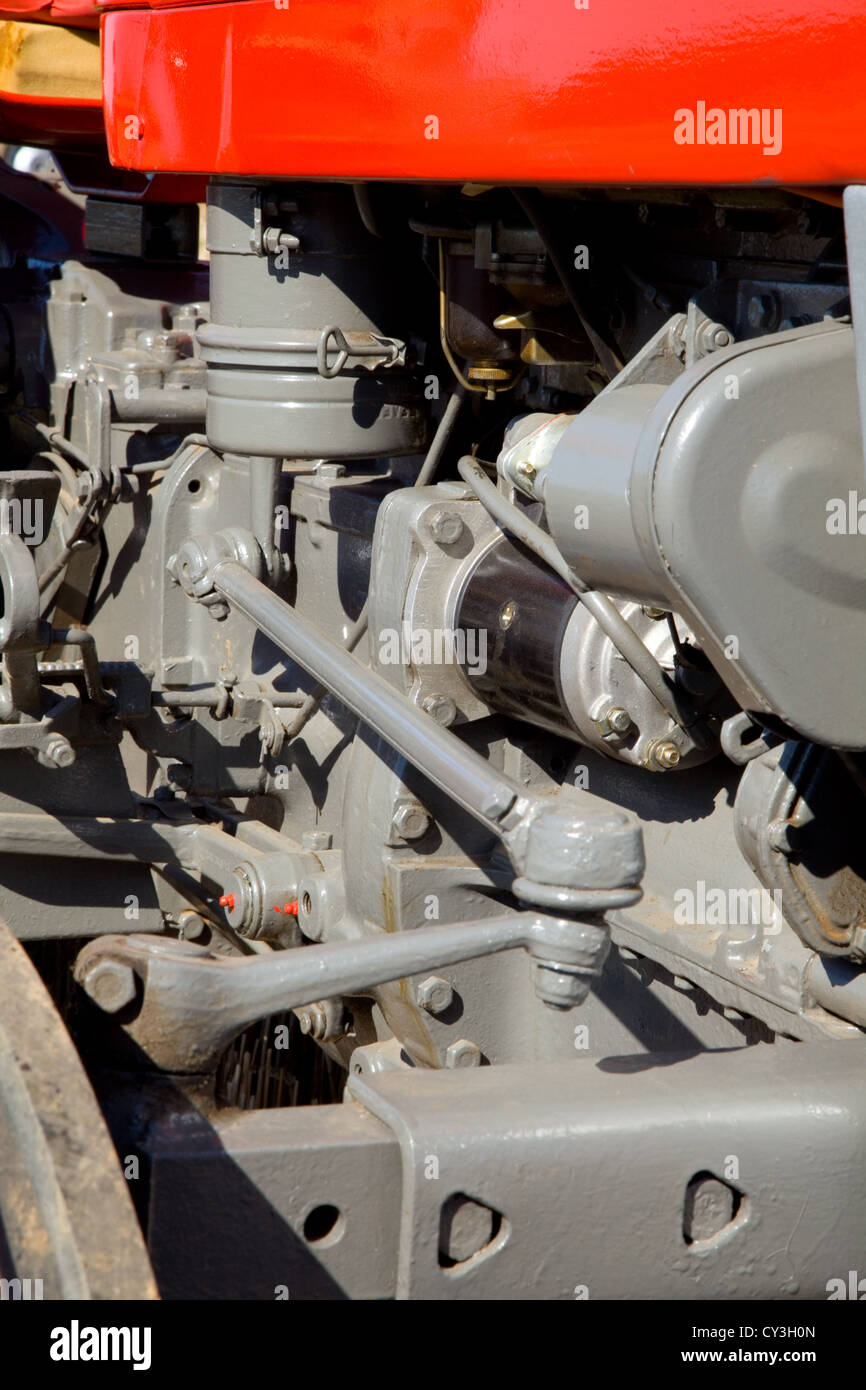1964 Massey Ferguson 135 : Massey ferguson vintage tractor made between the
