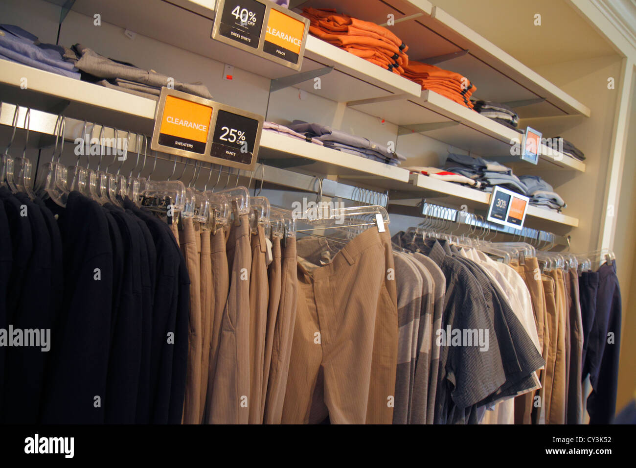 Mens Clothing Outlet