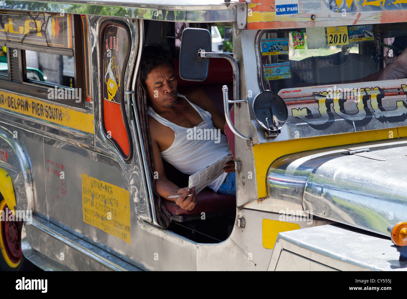 thesis for jeepney drivers income