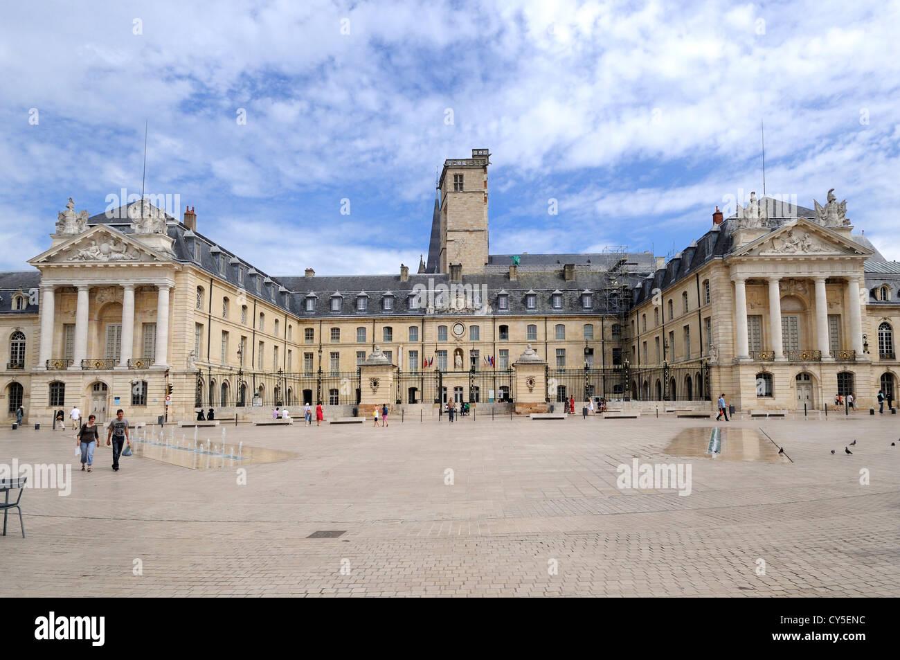 ducal palace city hall place de la liberation square