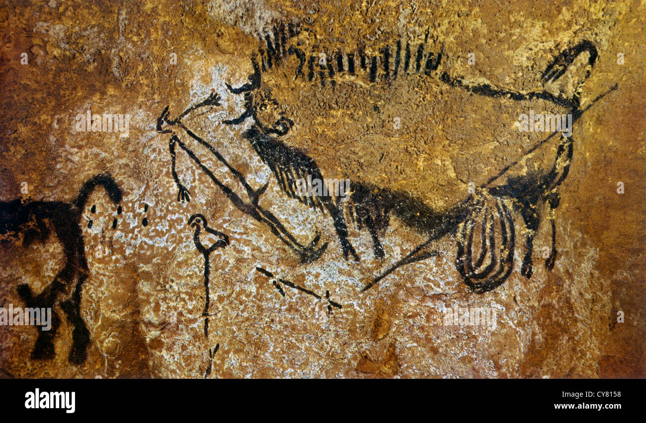 Native American Cave Paintings Images